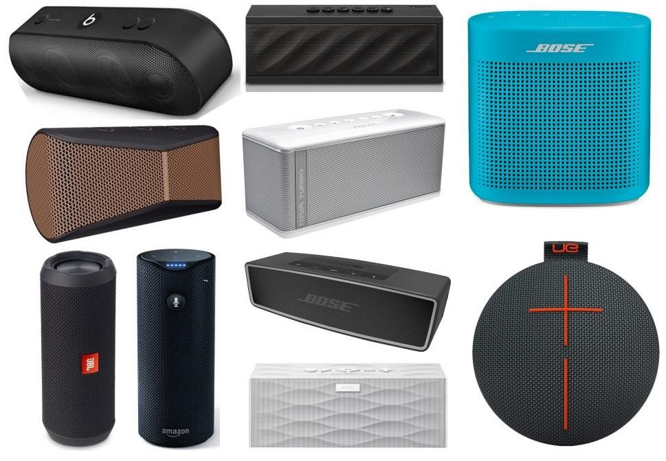 Buying Portable Bluetooth Speaker