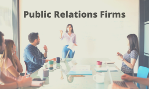 Public Relations Firms